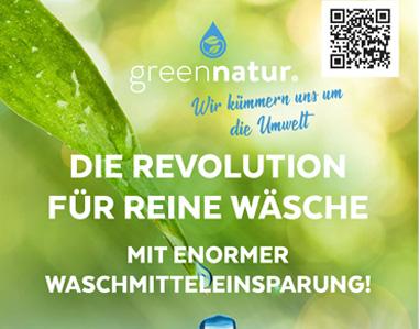 Wäsche Waschen Waschmaschinenmodul greennatur
